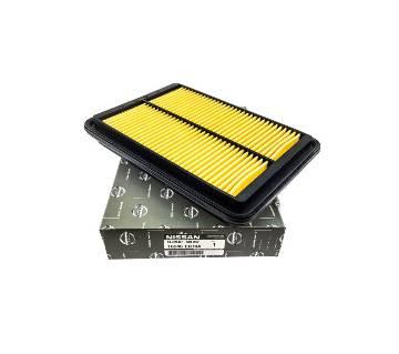 air filter for nissan NAVARA D40- 16546-EB70A