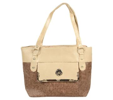 Artificial Lather Ladies Hand Bag