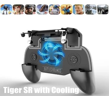 Tiger SR Mobile Controller with Cooling