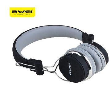 Awei A700BL Wireless Bluetooth Noise Reduction Dynamic 3D Stereo Headphones