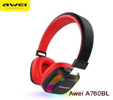 Awei A760BL Bluetooth Headphones