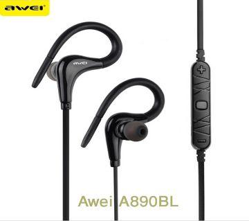 Awei A890BL Bluetooth Earphones