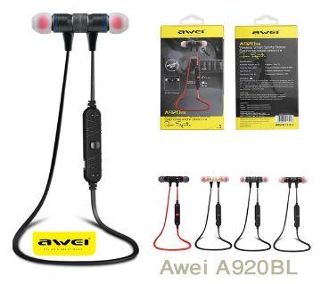 Awei A920BL Bluetooth Earphones
