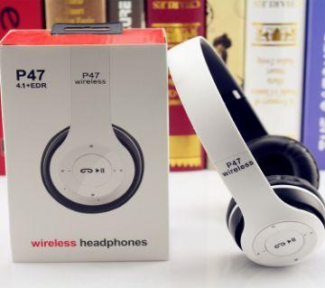 P 47 Wireless/Bluetooth Headphone - Copy