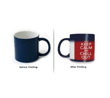 Customized Magic Mug printed (1 Piece)