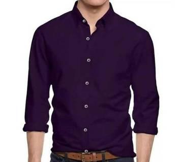 Mens Formal Full Sleeve Shirt -04