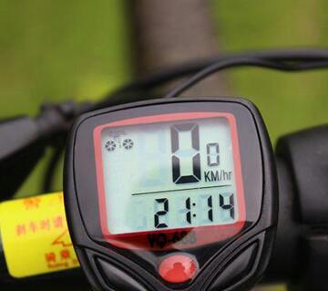 Bicycle Speed Meter