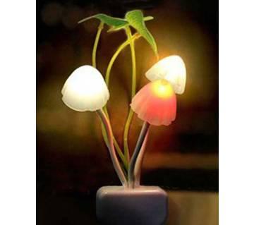 কালারফুল মাশরুম LED লাইট