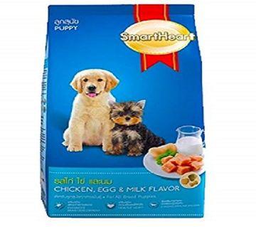 SmartHeart Puppy Food Chicken Egg & Milk 3 kg - Thailand