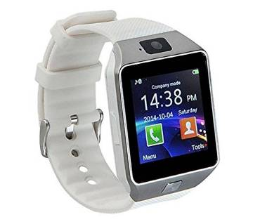 DZ09 smart watch sim supported