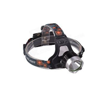 Rechargeable LED head light