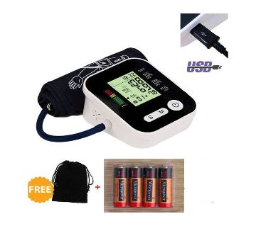 digital blood pressur monitor with voice system