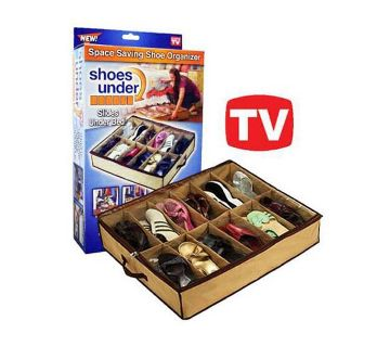 under space shoe organiser