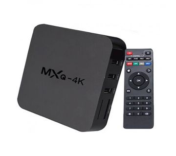 MXQ 4K Android TV Box 1GB/8GB Smart TV Box
