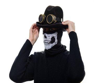 Hot Halloween Punk স্কাল মাস্ক