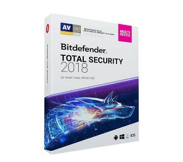 Total Security 2018 (1PC-1 Year)