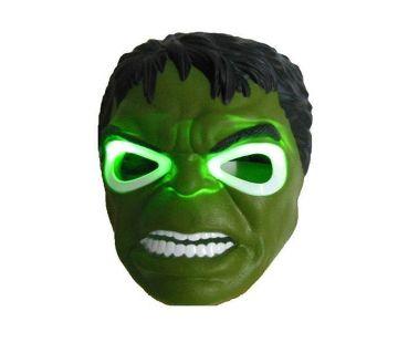 Avengers Series LED Hulk Mask