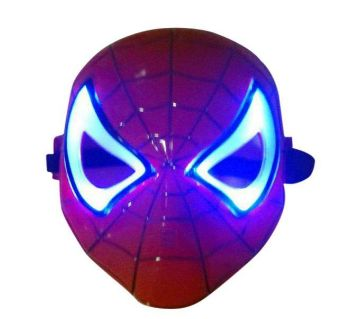 Spiderman LED Mask