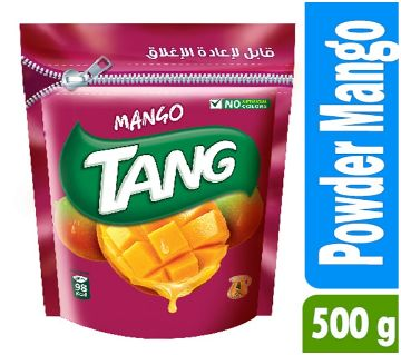 Tang Powder Mango Pouch 500g - Bahrain