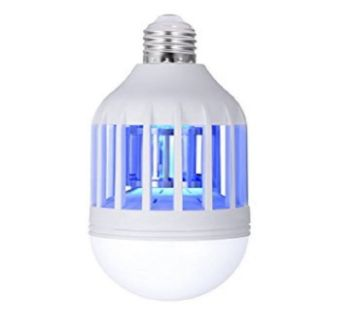 Mosquito Killing Lamp with LED light - White