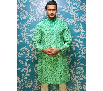 Printed Cotton Punjabi For Men