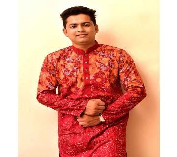 AC Cotton Casual Punjabi for Men