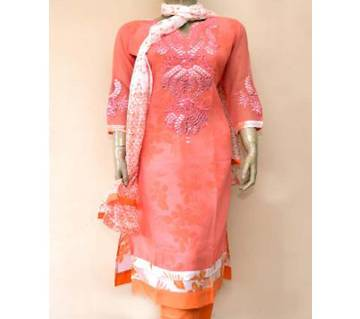 Ready Made Soft Georgette 3pcs