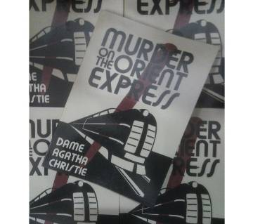 Murder On the Orient Express by Agatha Crisite - লোকাল প্রিন্ট