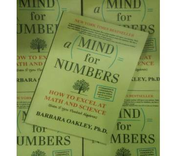 A Mind for Numbers - Local Print