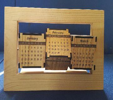 ORR -Desk Calendar