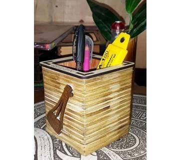OR Sell CraftBD Wooden Pen Holder-001