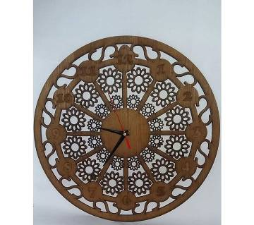 ORR sell PoniT-Craft BD wooden Wall watch-003