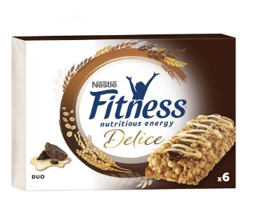 Nestle Fitness Delice Duo (6x22.5g)135g italy