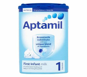 Aptamil 1 First Infant Milk Powder - 900g UK