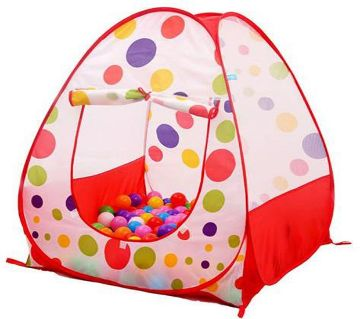 Baby Tent House- Multicolor
