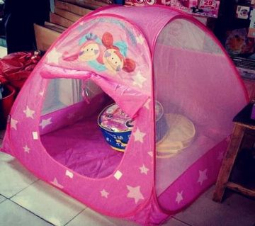 Baby Tent House- Pink