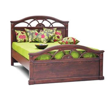 Masnun Furniture কাঠের বেড Model-07