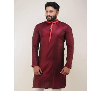 semi-long-cotton-punjabi-for-men