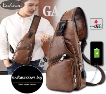 Stylish Crossbody Back Pack  ব্যাকপ্যাক
