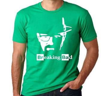 Breaking Bad রাউন্ড নেক টি-শার্ট