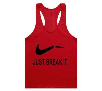 Just Break IT Mens স্লীভলেস টি-শার্ট