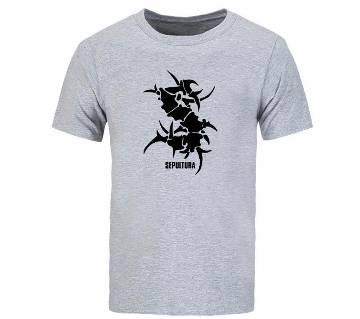 Sepultura Round T-Shirt