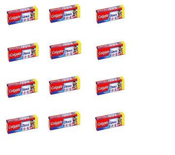 COLGATE CIBACA ANTICAVITY Toothpaste 26 GM - (12 PIECE) INDIA