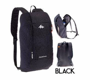 Quechua Small travel backpack-Black