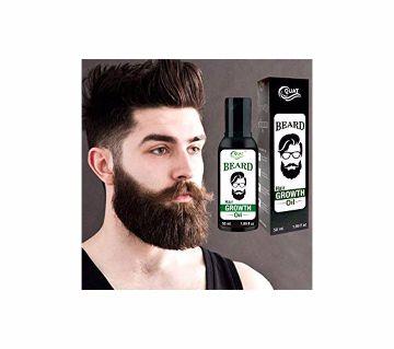 QUAT Beard Hair Growth Oil for Men- 50ML, INDIA
