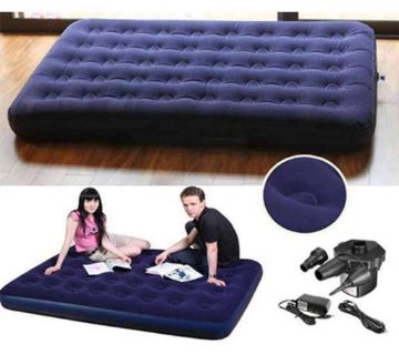Single Air Bed With Pumpers