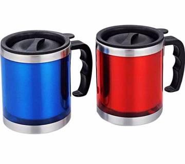 Stainless Steel Travel Coffee Mug -1 piece