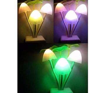 LED mushroom lights 1