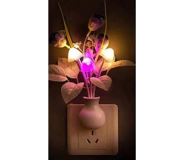 Super LED Mushroom Night Lamp-1pcs