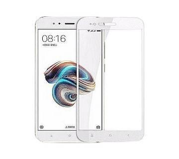 টেম্পার্ড গ্লাস স্ক্রিন প্রটেক্টর For Xiaomi Redmi 5 Plus - Transparent